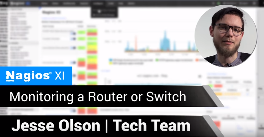 Monitoring a Switch or Router with Nagios XI - Nagios Library